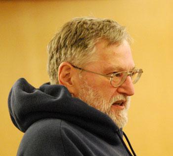 Ypsilanti city councilmember Pete Murdock