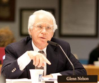 AAPS trustee Glenn Nelson