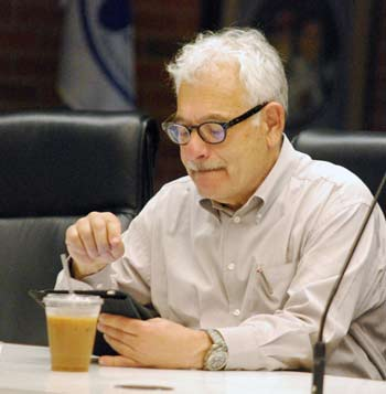 Bob Galardi, Ann Arbor park advisory commission, The Ann Arbor Chronicle
