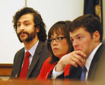 Yousef Rabhi, Alicia Ping, Andy LaBarre, Washtenaw County board of commissioners, The Ann Arbor Chronicle