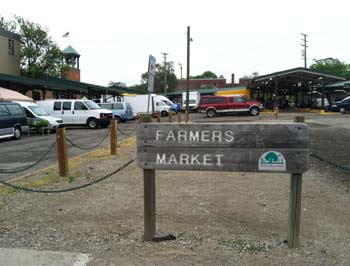 Ann Arbor farmers market, parking, Ann Arbor park advisory commission, The Ann Arbor Chronicle