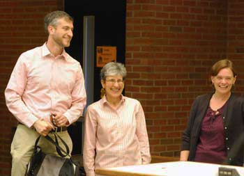 Christopher Taylor, Stephanie Buttrey, Ginny Trocchio, Ann Arbor greenbelt advisory commission, The Ann Arbor Chronicle