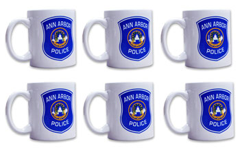 Ann Arbor police department mug shots. Please note: When it comes to counting police officers or DDA board members, six of one is not half a dozen of the other.