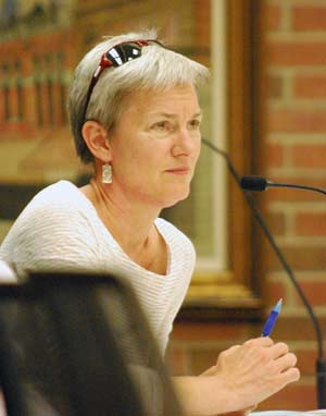 Bonnie Bona, Ann Arbor planning commission, The Ann Arbor Chronicle