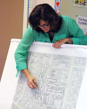 Lori Harris, Norstar Development, Ann Arbor housing commission, The Ann Arbor Chronicle