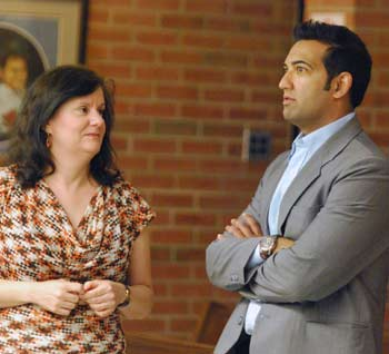 Diane Giannola, Paras Parekh, Ann Arbor planning commission, The Ann Arbor Chronicle