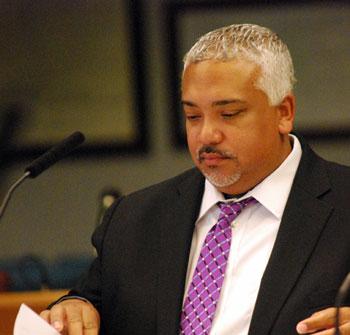 AATA board member Eric Mahler