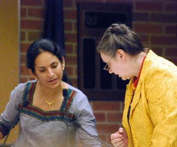 Sumi Kailasapathy (Ward 1), Sabra Briere (Ward 1)