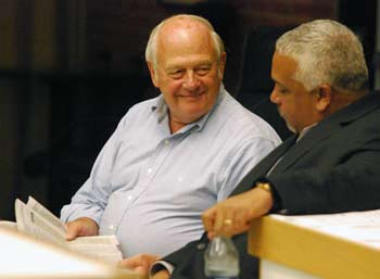 Tony Derezinski, Eric Mahler, Ann Arbor planning commission, The Ann Arbor Chronicle