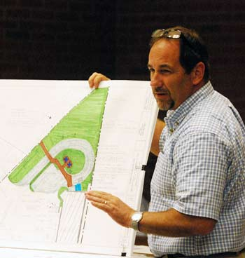Brad Cousino, Terratek Design Inc., Ann Arbor planning commission, The Ann Arbor Chronicle