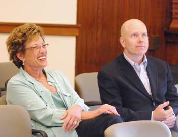 Molly Resnik, Rob Oliver, SafeHouse Center, Washtenaw County board of commissioners, The Ann Arbor Chronicle