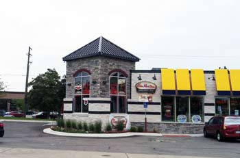 Tim Hortons, Ann Arbor planning commission, The Ann Arbor Chronicle
