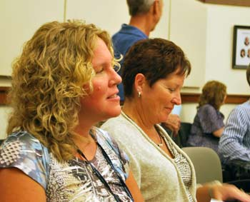 Tina Gavalier, Kelly Belknap, Washtenaw County board of commissioners, The Ann Arbor Chronicle