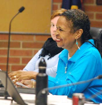 Wendy Woods, Ann Arbor planning commission, The Ann Arbor Chronicle