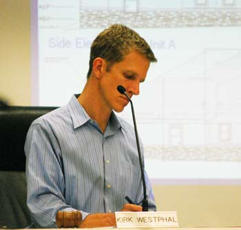 Kirk Westphal, Ann Arbor planning commission, The Ann Arbor Chronicle