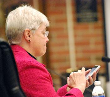 Marcia Higgins (Ward 4)