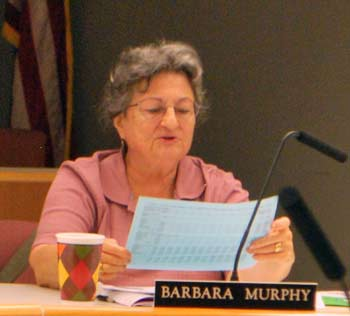Barbara Murphy, Ann Arbor District Library, The Ann Arbor Chronicle