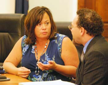 Alicia Ping, Conan Smith, Washtenaw County board of commissioners, The Ann Arbor Chronicle