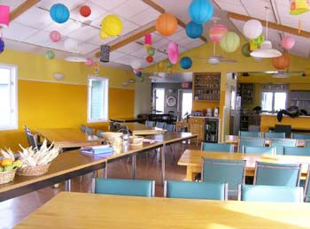 Sunward Cohousing, Selma Cafe, The Ann Arbor Chronicle