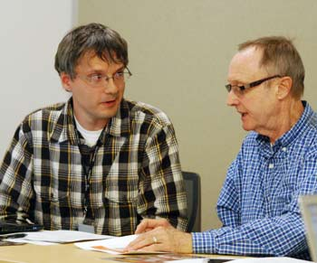 Aaron Seagraves, John Kotarski, Ann Arbor public art commission, The Ann Arbor Chronicle