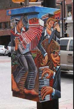 Boise, Ann Arbor public art commission, The Ann Arbor Chronicle