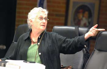 Ilene Tyler, Ann Arbor planning commission, The Ann Arbor Chronicle