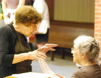 Eppie Potts, Eleanor Linn, The Ann Arbor Chronicle