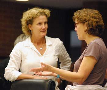 Ellen Rambo, Nancy Leff, R4C zoning, Ann Arbor planning commission, The Ann Arbor Chronicle