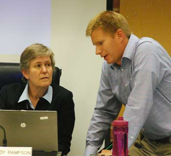 Wendy Rampson, Mike Martin, Ann Arbor planning commission, The Ann Arbor Chronicle