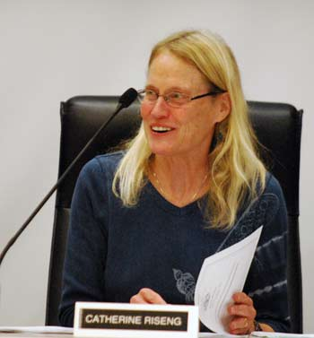 Catherine Riseng, Ann Arbor greenbelt advisory commission, The Ann Arbor Chronicle