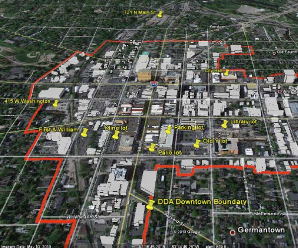 The Ann Arbor Chronicle Downtown Park Proposal Moves to Council