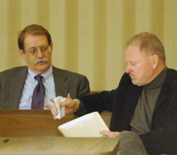 Jack Eaton, Ted Annnis, Ann Arbor planning commission, The Ann Arbor Chronicle
