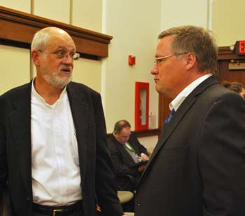 Tony VanDerworp, Kent Martinez-Kratz, Washtenaw County board of commissioners, The Ann Arbor Chronicle