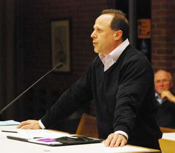 Andy Klein, Ann Arbor planning commission, The Ann Arbor Chronicle