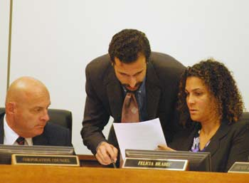Curtis Hedger, Yousef Rabhi, Felicia Brabec, Washtenaw County board of commissioners, The Ann Arbor Chronicle