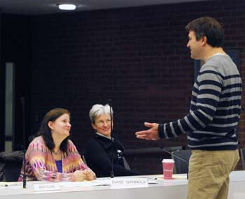 Diane Giannola, Bonnie Bona, Matt Kowalski, Ann Arbor planning commission, The Ann Arbor Chronicle