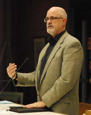 Brad Moore, Ann Arbor planning commission, The Ann Arbor Chronicle