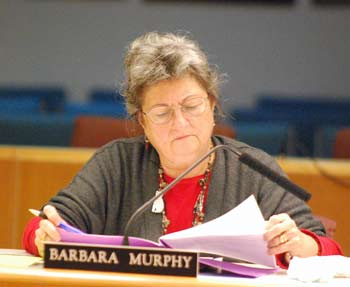Barbara Murphy, Ann Arbor District Library