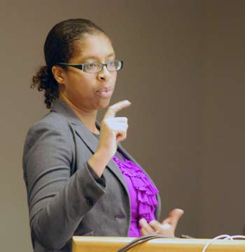 Sherlonya Turner, Ann Arbor District Library, The Ann Arbor Chronicle