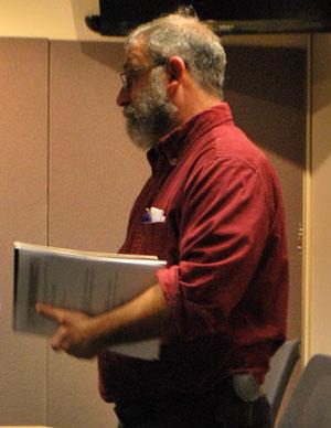 Former DDA board member Dave DeVarti