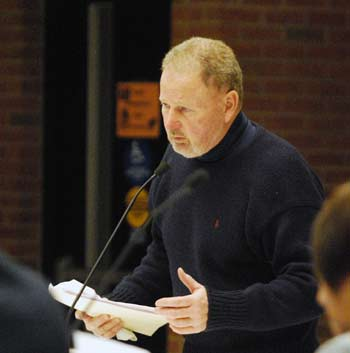 Ted Annis, Ann Arbor planning commission, The Ann Arbor Chronicle