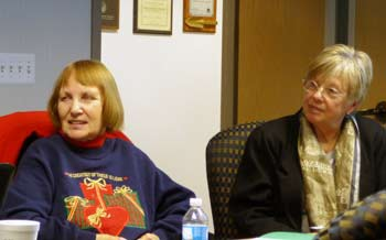 Jan Anschuetz, Patricia Scribner, Washtenaw County parks & recreation commission, The Ann Arbor Chronicle