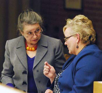 Sabra Briere, Deb Gosselin, Ann Arbor planning commission, The Ann Arbor Chronicle
