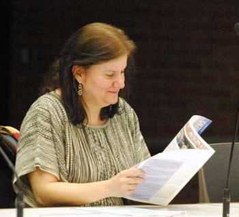 Diane Giannola, Ann Arbor planning commission, The Ann Arbor Chronicle