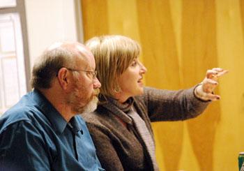 Keith Orr, Joan Lowenstein