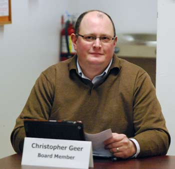 Christopher Geer, Ann Arbor housing commission, The Ann Arbor Chronicle