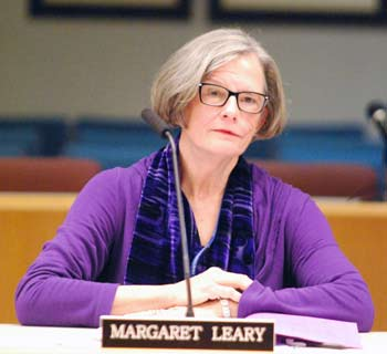 Margaret Leary, Ann Arbor District Library, The Ann Arbor Chronicle