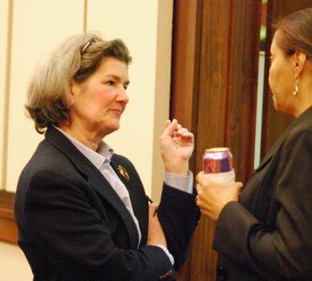 Catherine McClary, Verna McDaniel, Washtenaw County treasurer, Washtenaw County board of commissioners, The Ann Arbor Chronicle