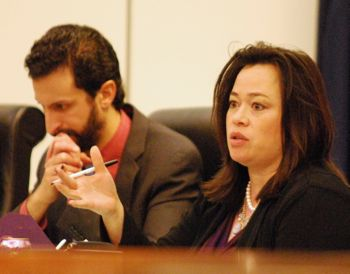 Yousef Rabhi, Alicia Ping, Washtenaw County board of commissioners, The Ann Arbor Chronicle