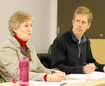 Wendy Rampson, Kirk Westphal, Ann Arbor planning commission, The Ann Arbor Chronicle